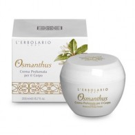 Osmanthus Perfumed Body Cream