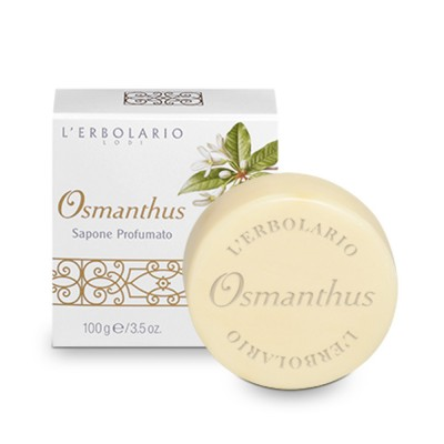 Osmanthus - Perfumed Soap - limited edition - 2 soaps 100 g