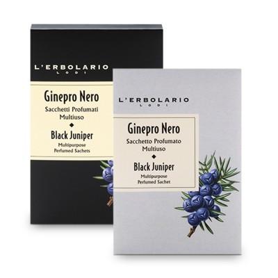 Black Juniper Multipurpose Perfumed Sachets