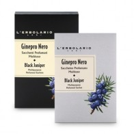 Black Juniper - Multipurpose Perfumed Sachets
