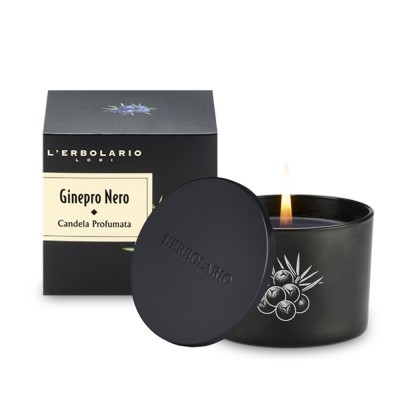 Black Juniper - Perfumed Candle - limited edition