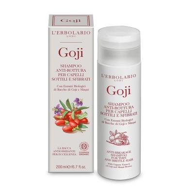 Goji - Anti-breakage Shampoo for thin and brittel hair - 200 ml