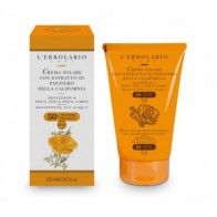 Sun and Open Air - Sun Cream with extract of Californian Poppy - SPF 50+ - 125 ml