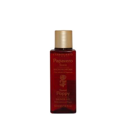 Sweet Poppy Bath Foam Travel-size