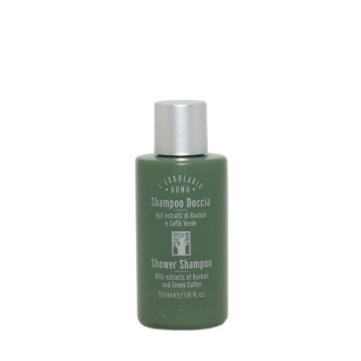 L'Erbolario for Men Shower Shampoo Travel-size