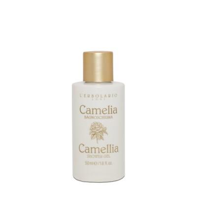 Camellia Shower gel Travel-size