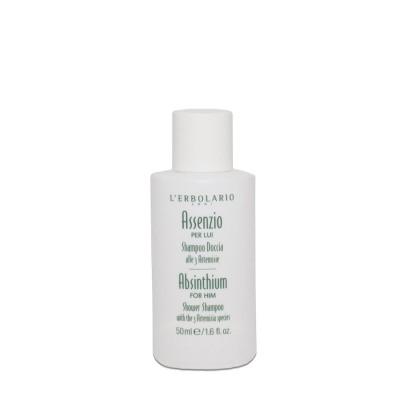 Absinthium for Him Shower Shampoo Travel-size
