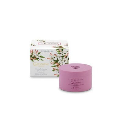 Indian Jasmine Perfumed Body Cream