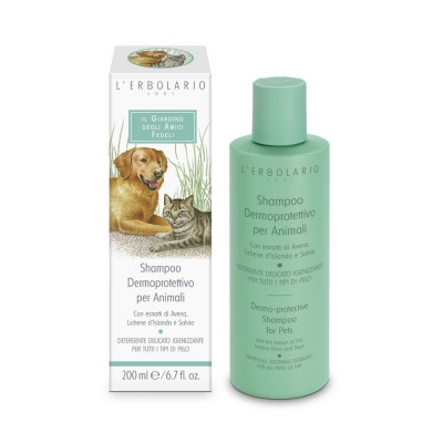 The Loyal Friends' Garden - Dermo-protective Shampoo for Pets - 200 ml
