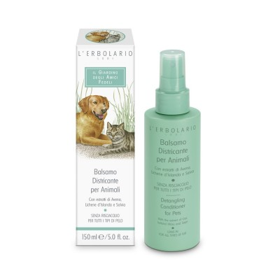 The Loyal Friends' Garden - Detangling Conditioner for Pets - 150 ml