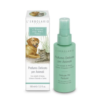 The Loyal Friends' Garden - Delicate Pet Perfume - 100 ml