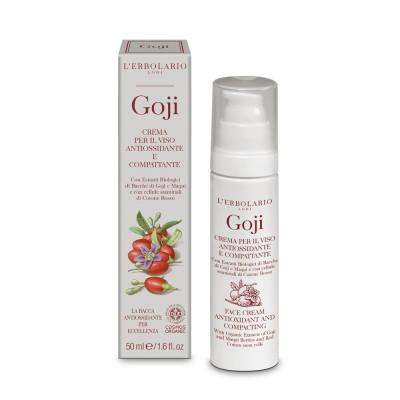 Goji Face Cream Antioxidant and Compacting