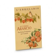 Accordo Arancio Perfumed sachets for Drawers
