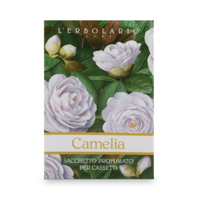 Camellia Perfumed Sachets for Drawers
