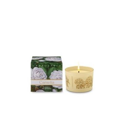 Camellia - Camelia Perfumed Candle