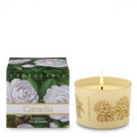Camellia Perfumed Candle