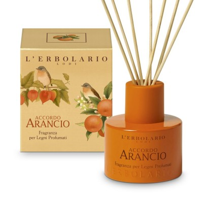 Accordo Arancio - Fragrance for Scented Wood Sticks - 125 ml