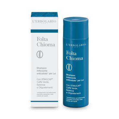 Folta Chioma for Men Strengthening Shampoo for Thinning Hair*