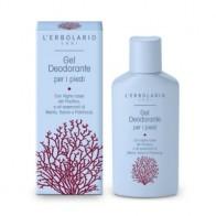 Feet & Legs - Deodorant Gel for Feet - 100 ml