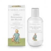 The Baby Garden Very Gentle Oil for Babies