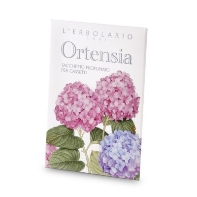 Hydrangea Perfumed Sachets for Drawers