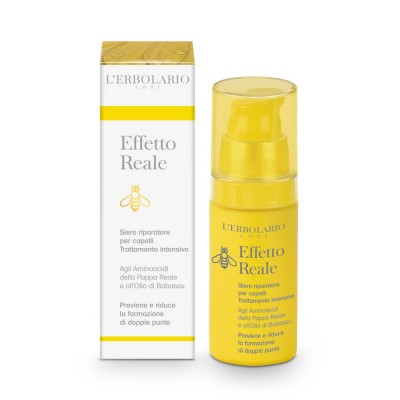 Effetto Reale Repairing serum for intensive hair treatment