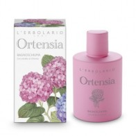 Ortensia - Hydrangea - Shower gel