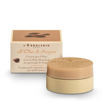 With Argan Oil - Face Cream - Intensive anti-age treatment for mature skin