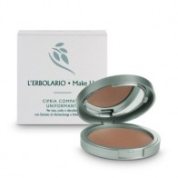 L'Erbolario Make-Up - Tone-Perfecting Compact Face Powder - 9 g Amber