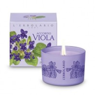 Accordo Viola - Perfumed Candle