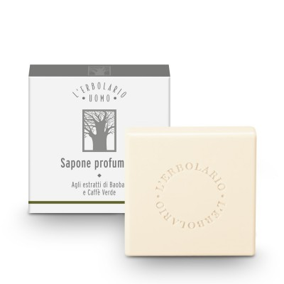 L'Erbolario for Men Perfumed Soap