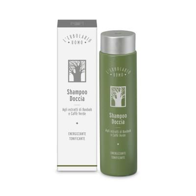 L'Erbolario for Men Shampoo Shower Gel