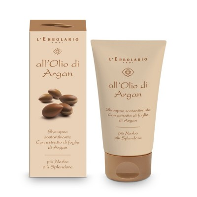 With Argan Oil - Thickening Shampoo