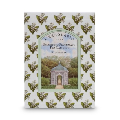 Lily of the Valley Perfumed Drawer Sachet