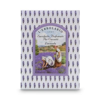Lavanda - Lavender Perfumed Sachet for Drawers