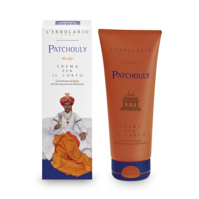 Patchouli - Body Cream