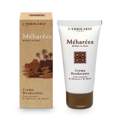 Méharées Deodorant Cream