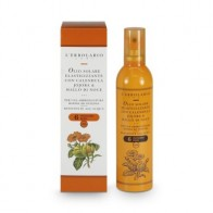 Sun and Open Air - Elasticising sun oil with Marigold, Jojoba & Walnut Hull - SPF 6 - 100 ml