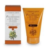 SPF20 Sun Fluid for the Face & Body