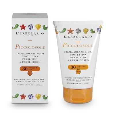 SPF30 Piccolosole Children's Sun Cream for Face & Body