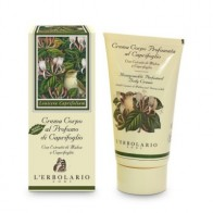 Caprifoglio - Honeysuckle - Honeysuckle Perfumed Body Cream - 150 ml