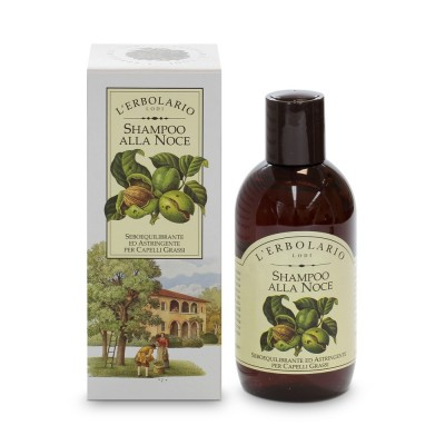 Walnut Shampoo