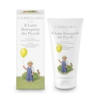 Il Giardino dei Piccoli - The Baby Garden - Cleansing Milk for Babies - 150 ml