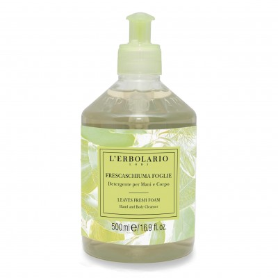 Leaves Hand and Body Cleanser