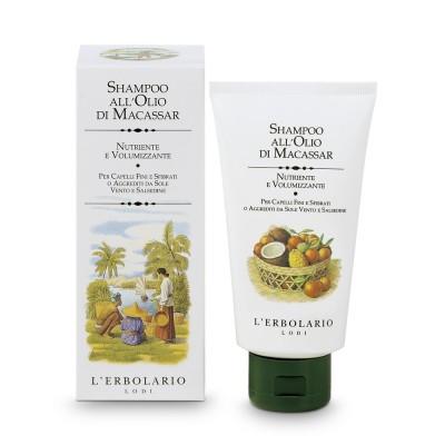 Macassar Oil Shampoo