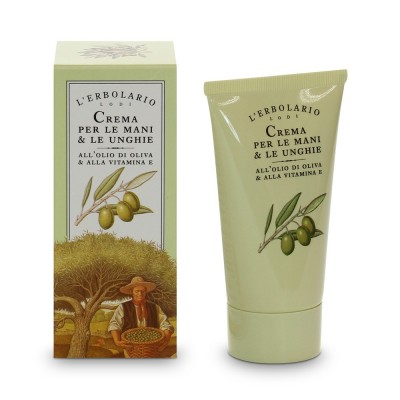 Olive Hand and Nail Cream