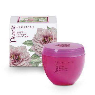 Peony Perfumed Body Cream