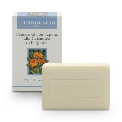 Soapless Bar for Sensitive Skin