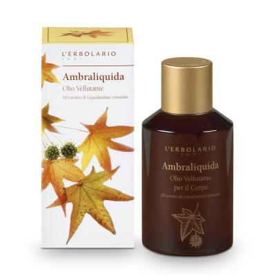 Ambraliquida Smoothing Body Oil