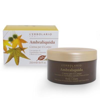 Ambraliquida Body Cream